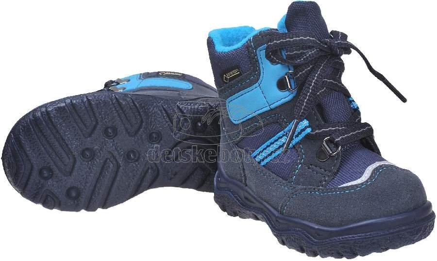 62e69d00152 Dětské zimní boty Superfit 3-09043-80