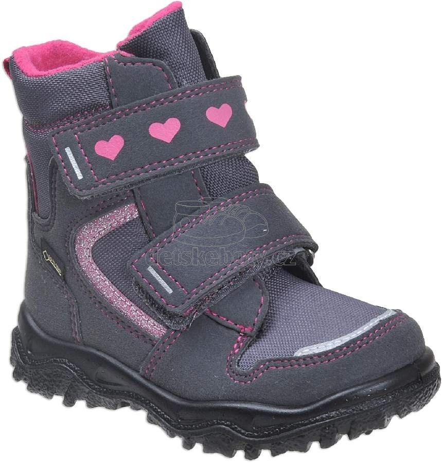 Dětské zimní boty Superfit 8-09045-20  c3b238d62f