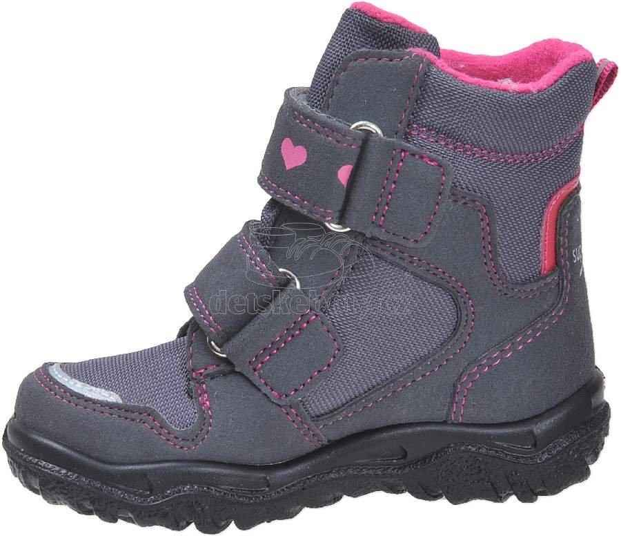 1f6a18471c9 Dětské zimní boty Superfit 8-09045-20