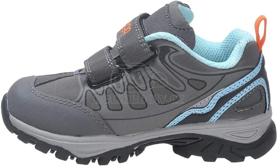 Dětské celoroční boty Bugga B00119-09  e24ad63b9a