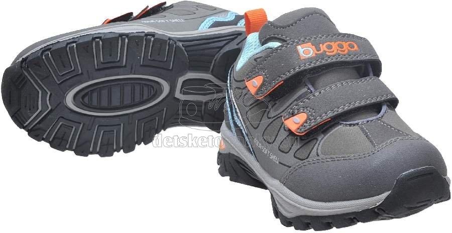 Detské celoročné topánky Bugga B00119-09 8d55cd2557