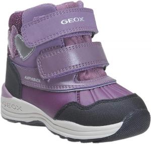 Detské zimné topánky Geox B841FA 0BCEW C8017
