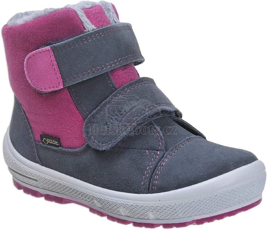 f28f3e57401 Dětské zimní boty Superfit 3-09308-21