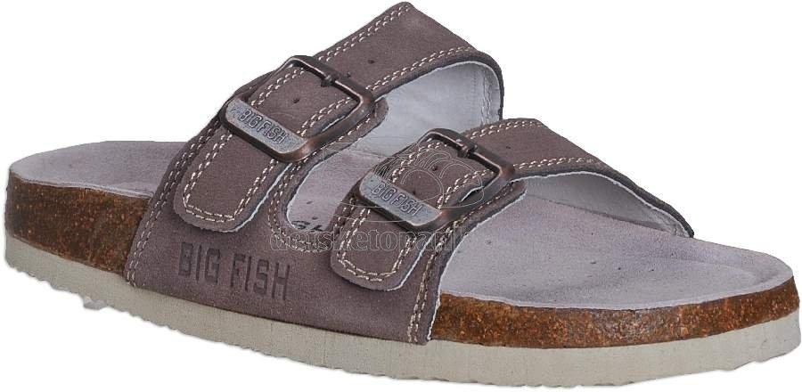 Detské topánky na doma Big Fish 213-14-01