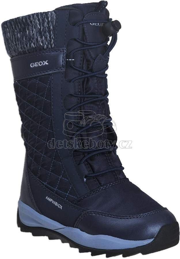 Téli gyerekcipő Geox J842BC 0FU54 C4002