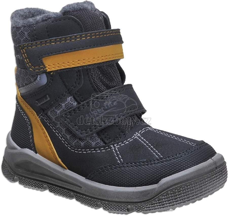 0e20930bb81 Dětské zimní boty Superfit 3-09077-20