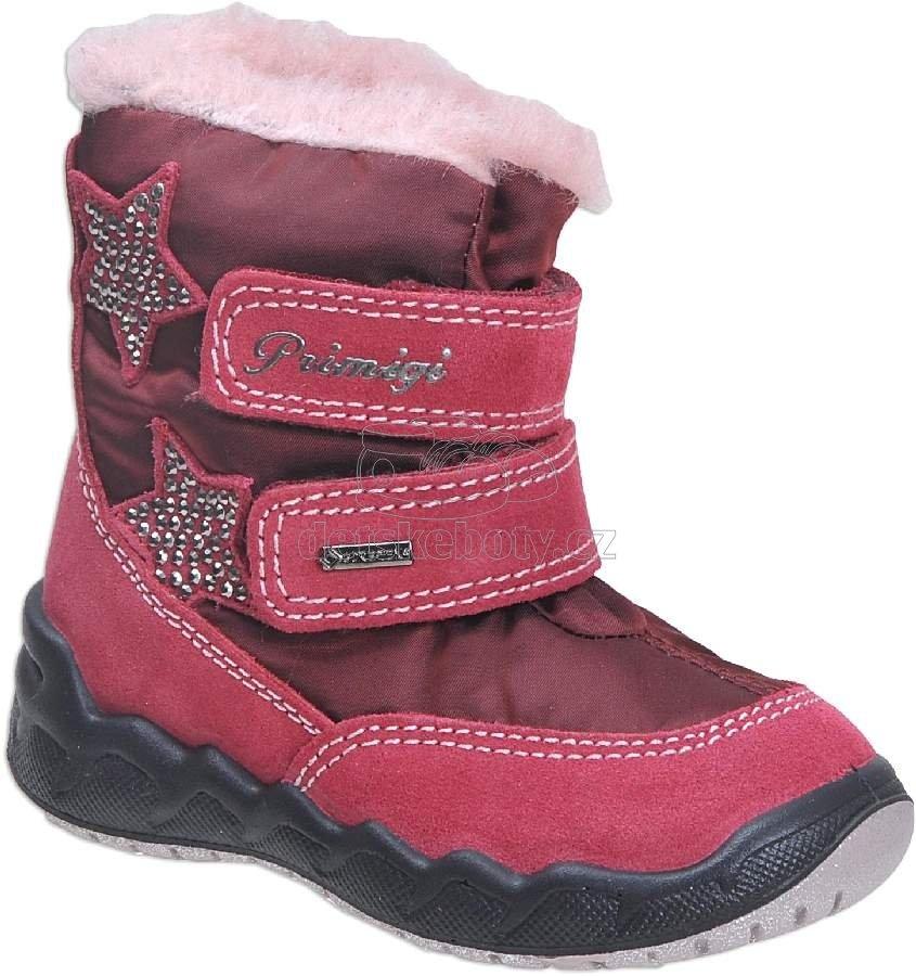 Dětské zimní boty Primigi 2378411  ef619f7e10