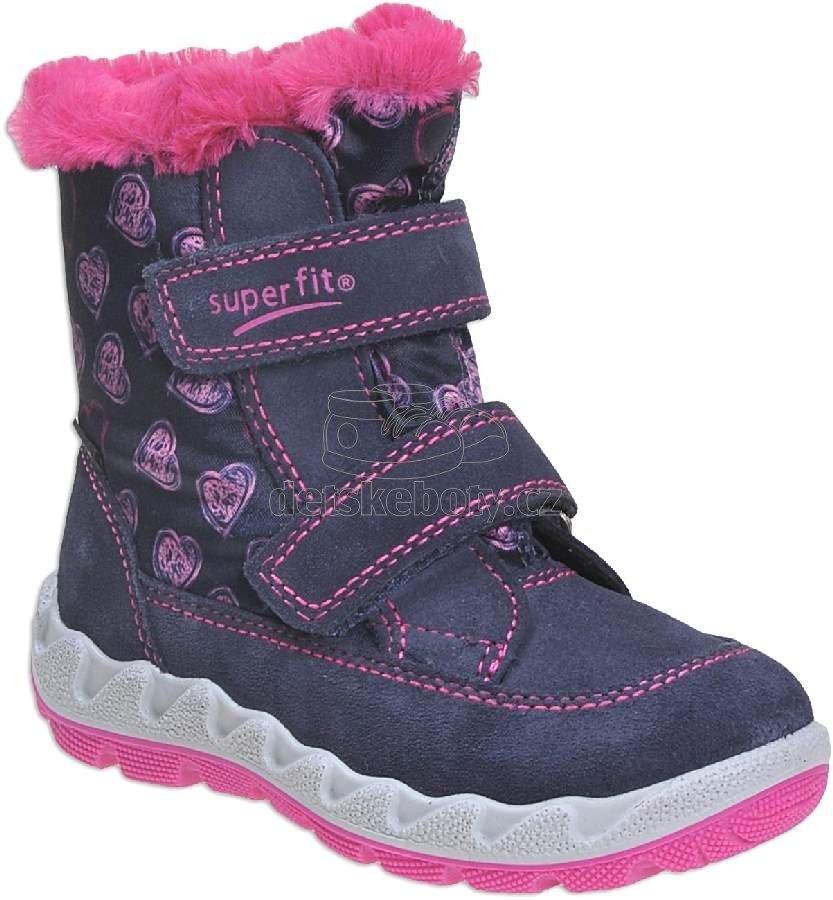 Dětské zimní boty Superfit 3-00015-80  09fded297a