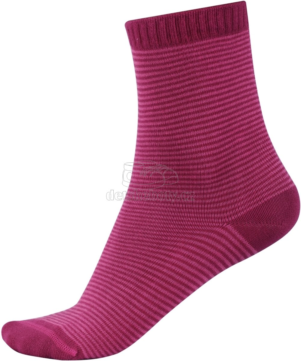 Dětské ponožky Reima My Day 527308 cranberry pink