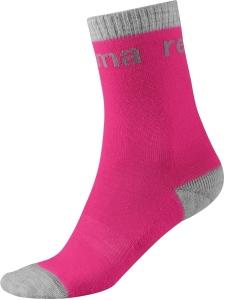 Dětské ponožky Reima Boot 527310 cranberry pink