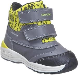 Detské zimné topánky Geox B841GB 054FU C1267