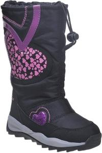 Detské zimné topánky Geox J842BA 0FU50 C9999