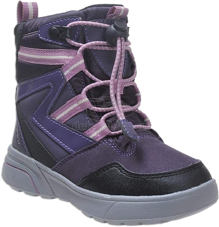 Detské zimné topánky Geox J848AA 054AU CN88Q