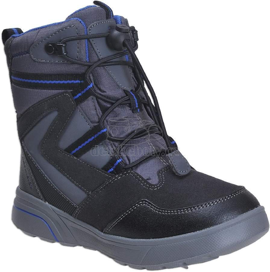 c80199a7807 Dětské zimní boty Geox J847UD 054AU C0245