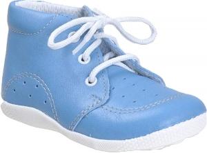 Detské capáčky BOOTS4U T014 modrá  č.257