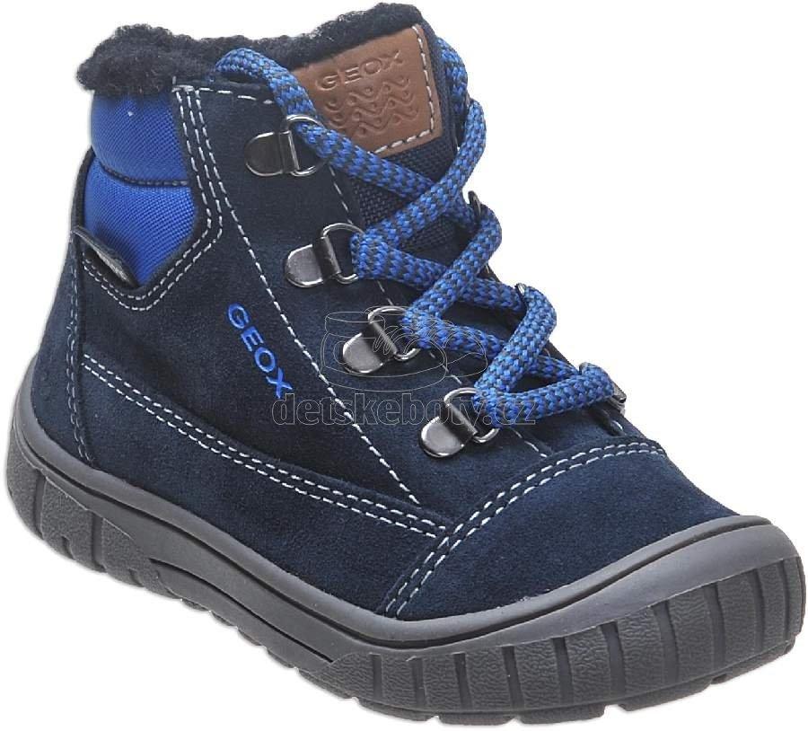 Detské zimné topánky Geox B842DA 022FU C4226