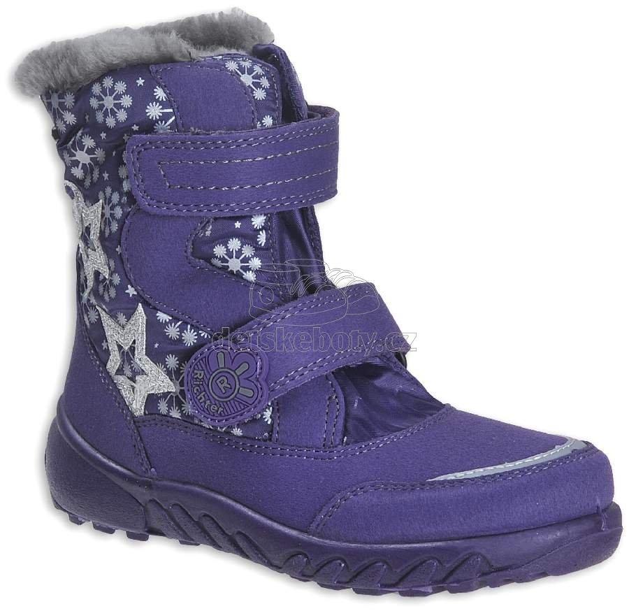Dětské zimní boty Richter 5133-441-7501 c994bd00d2