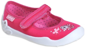 Detské topánky na doma Befado 114 X 299