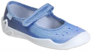 Detská domáca obuv Befado 114 Y 316