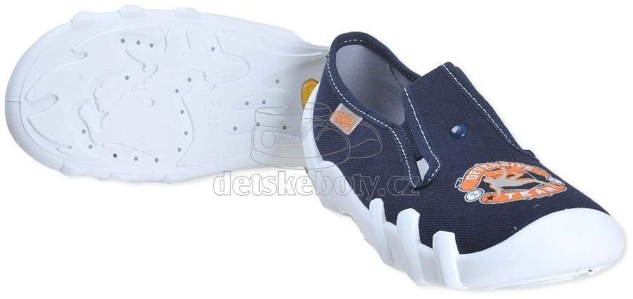 Dětská domácí obuv Befado 290 Y 165  cd75d33783