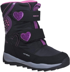 Dětské zimní boty Geox J842BE 0FU50 C0922 3264a2555b