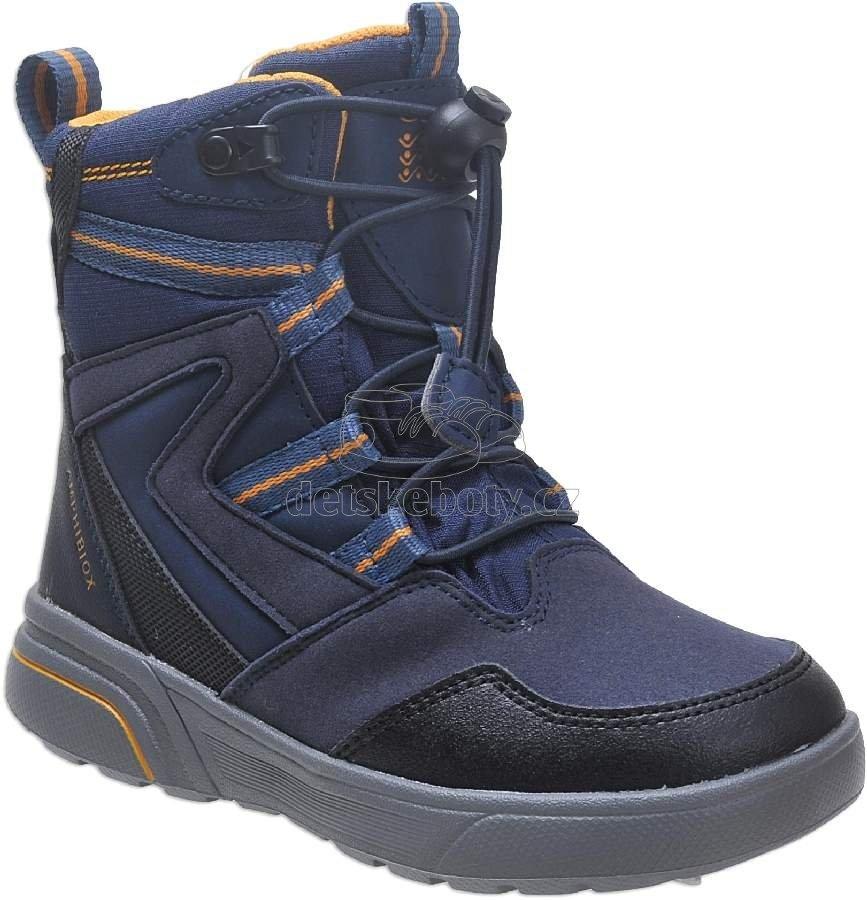 Téli gyerekcipő Geox J847UD 054AU C0657