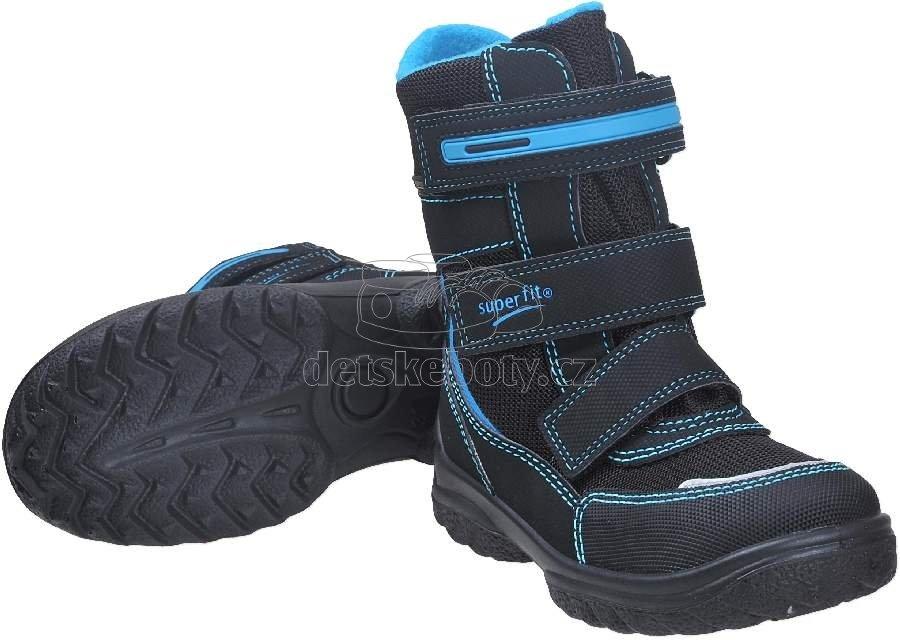 Dětské zimní boty Superfit 3-09022-00  53bec68b6a