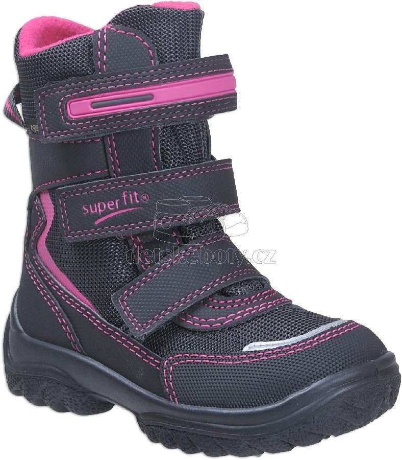bdd0bfe852a Dětské zimní boty Superfit 3-09022-21