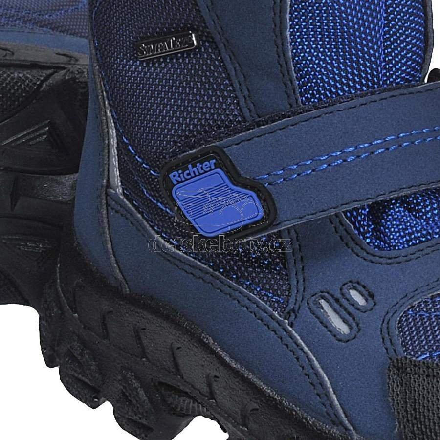 Dětské zimní boty Richter 7931-441-7202  de323e40e1