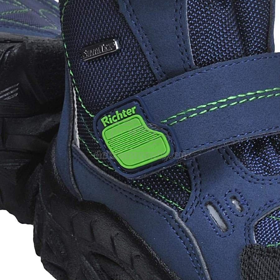 Dětské zimní boty Richter 7931-441-7204  90807272c4