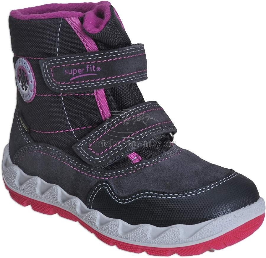 Detské zimné topánky Superfit 3-00013-21 57bb562c5d3