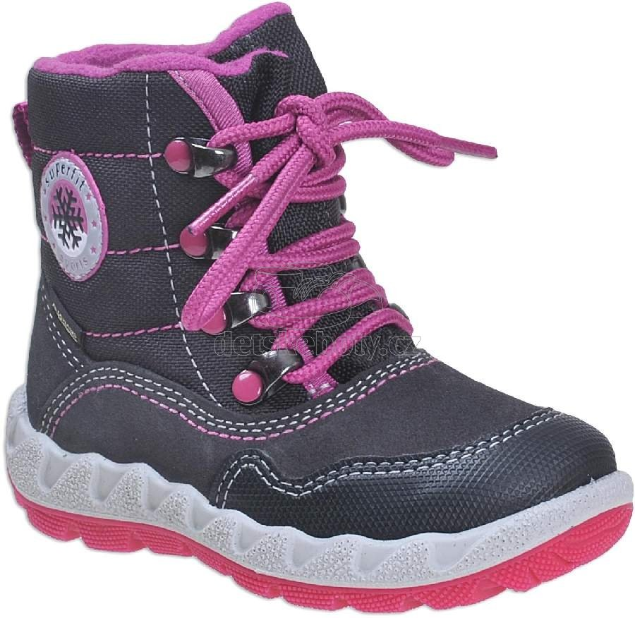 988a8b959d6 Dětské zimní boty Superfit 3-00014-21