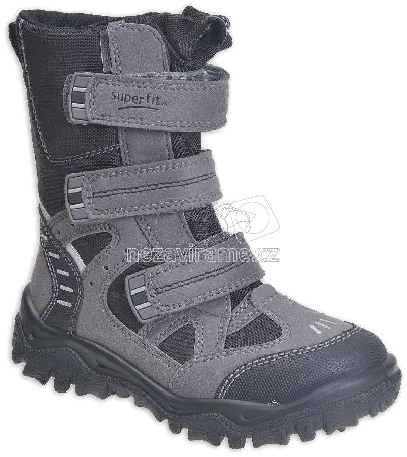 Dětské zimní boty Superfit 8-00084-06. Dostupné velikosti  31 ... e8e474c06a