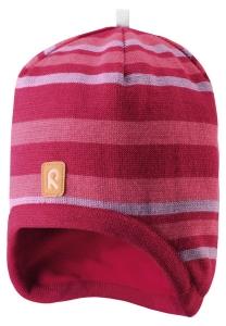 Dětská čepice Reima 528597 Viita cranberry pink