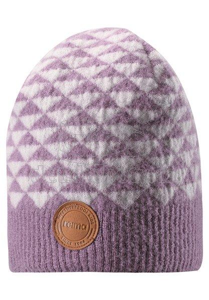 Dětská čepice Reima 528612 Kaamos heather pink