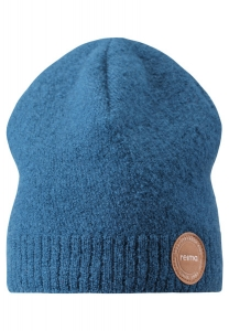 Dětská čepice Reima 528612 Kaamos denim blue