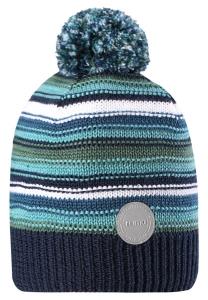 Dětská čepice Reima Hurmos 528608 blue denim