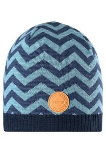 Dětská zimní čepice Reima Kolmio 528592 denim blue