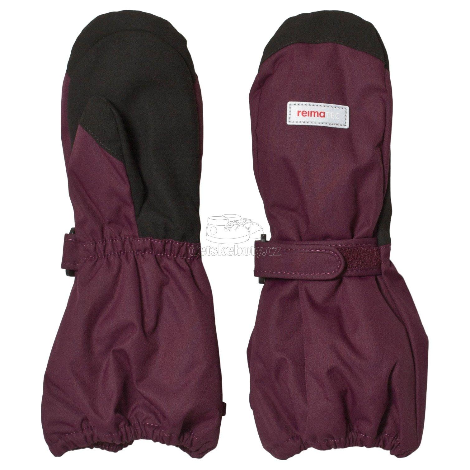 Dětské rukavice Reima 527288 Ote purple
