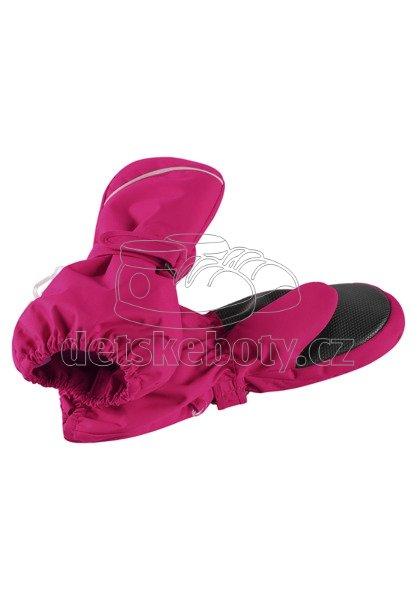 Dětské rukavice Reima 527292 Tomino cranberry pink