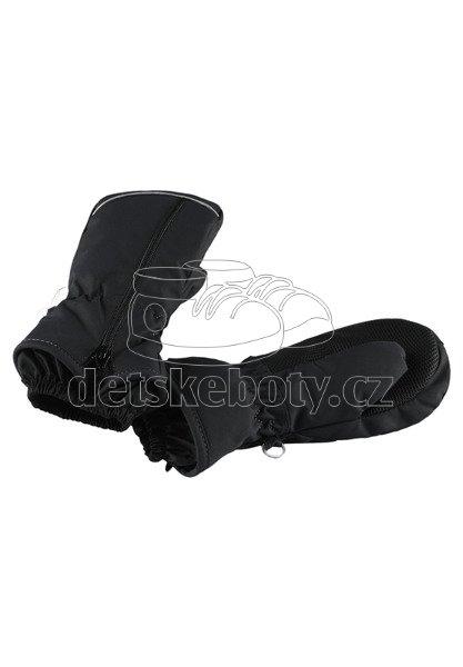 Dětské rukavice Reima Tepas 517160 black