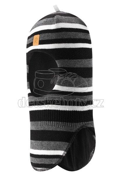 Dětská zimní čepice Reima Simo 518471-9991 black
