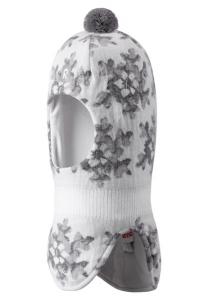 Detská zimná čapica Reima Anda 518482-0101 white