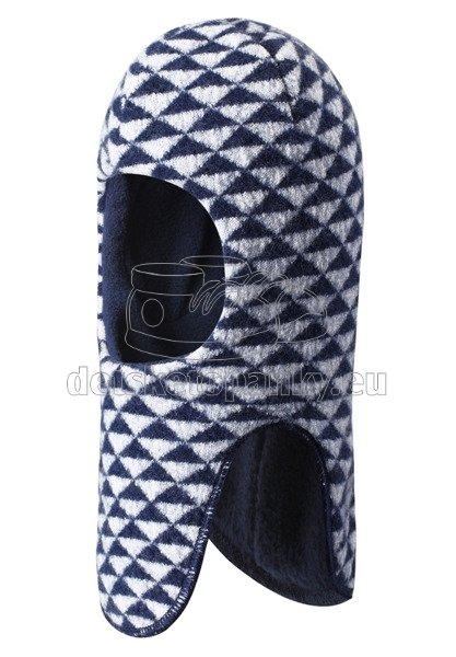 Detská zimná čapica Reima Kolo 518469-6981 navy