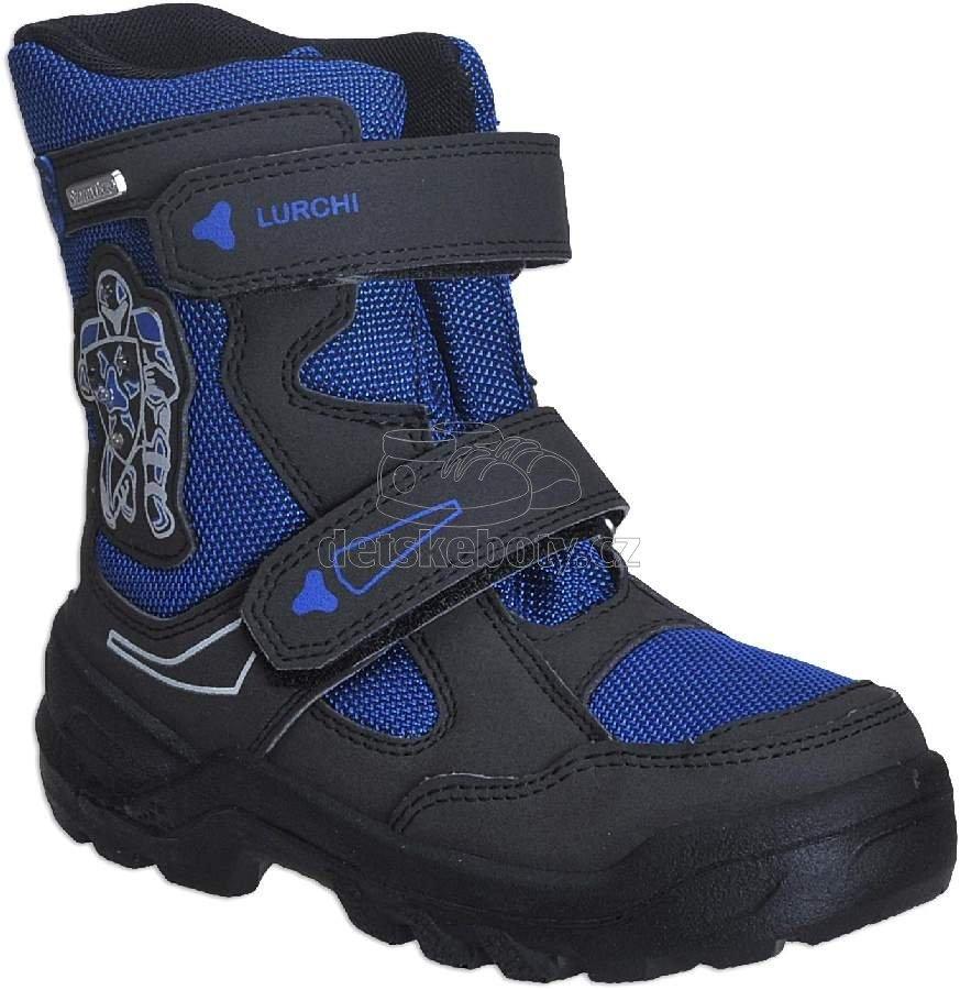 Dětské zimní boty Lurchi 33-31018-31