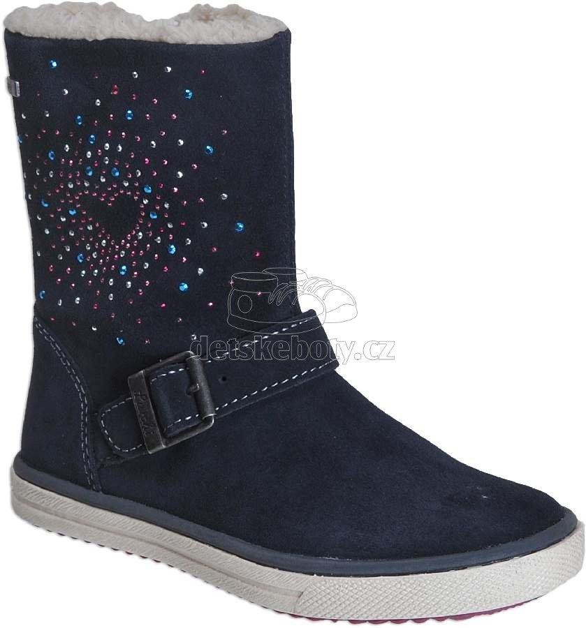 2c5a6ae766b Dětské zimní boty Lurchi 33-13635-22