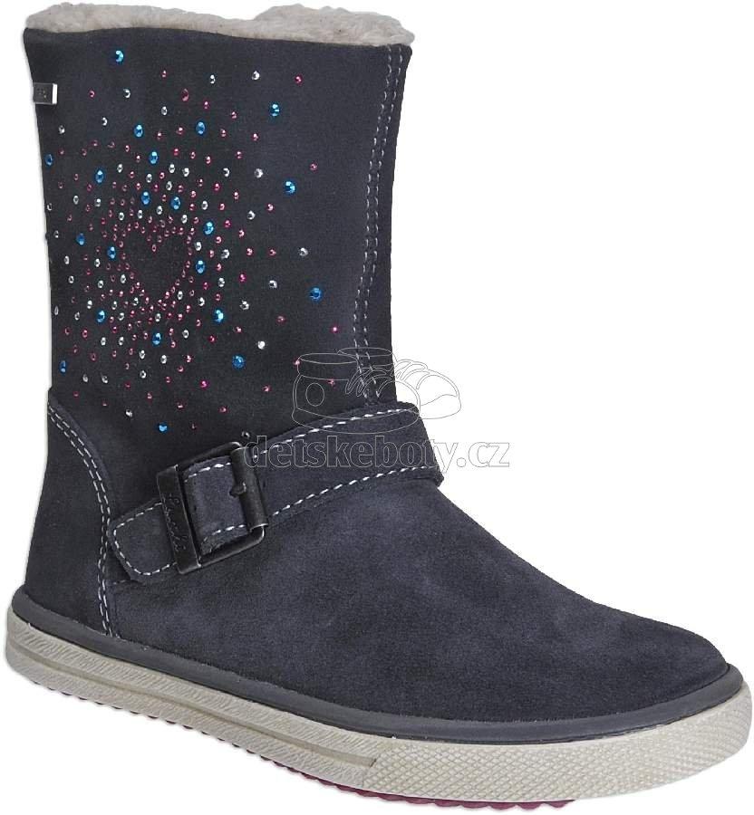 Detské zimné topánky Lurchi 33-13635-25