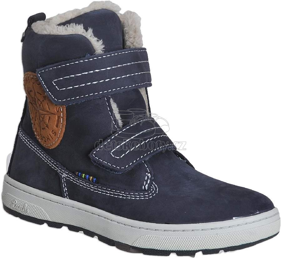 Dětské zimní boty Lurchi 33-13509-22