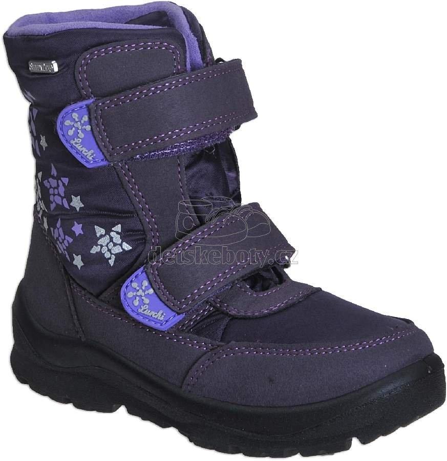 Dětské zimní boty Lurchi 33-31017-39 95c1f5971a