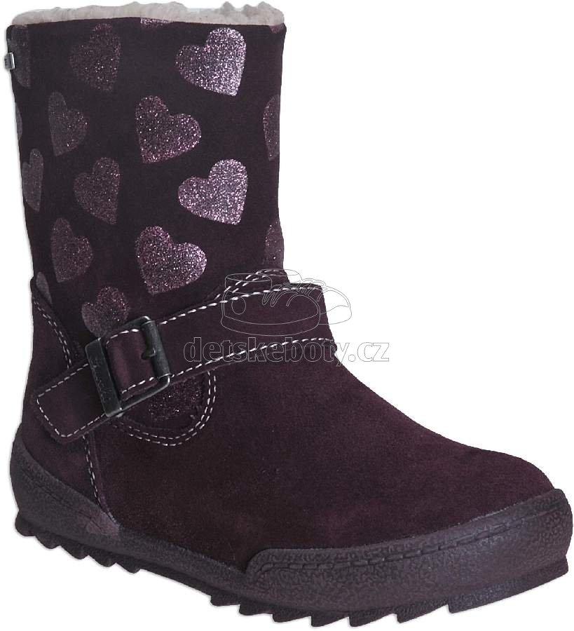 Detské zimné topánky Lurchi 33-14627-43